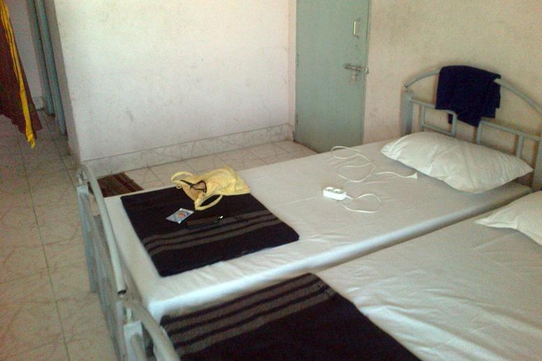 Комната в Шринивасам комплексе