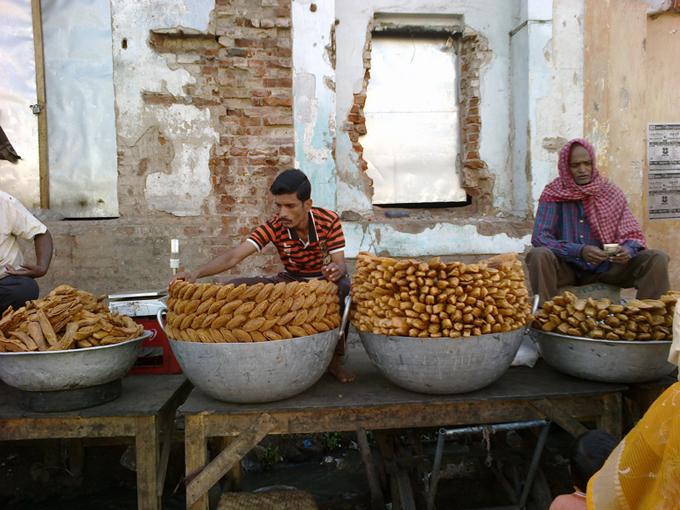 Любимые сладости Джаганнатхи