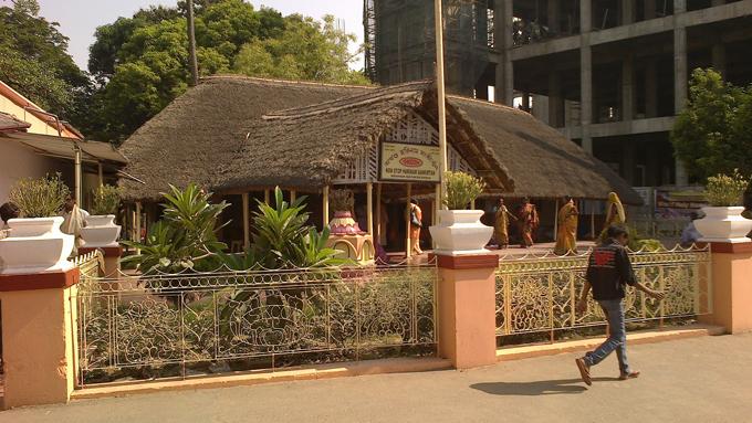 Бхаджан кутир