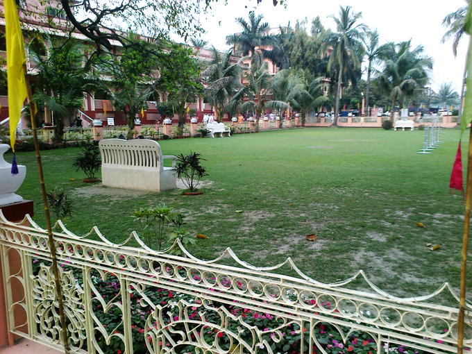 Парки и сады