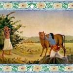 История Баладжи. Глава 5. Вишну защищает коров.