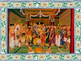 Свадьба Шриниваса и Падмавати