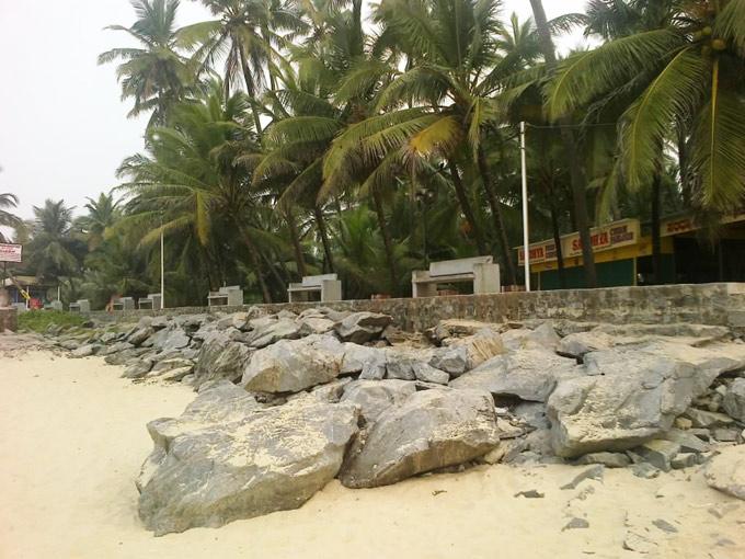 пляж Капу