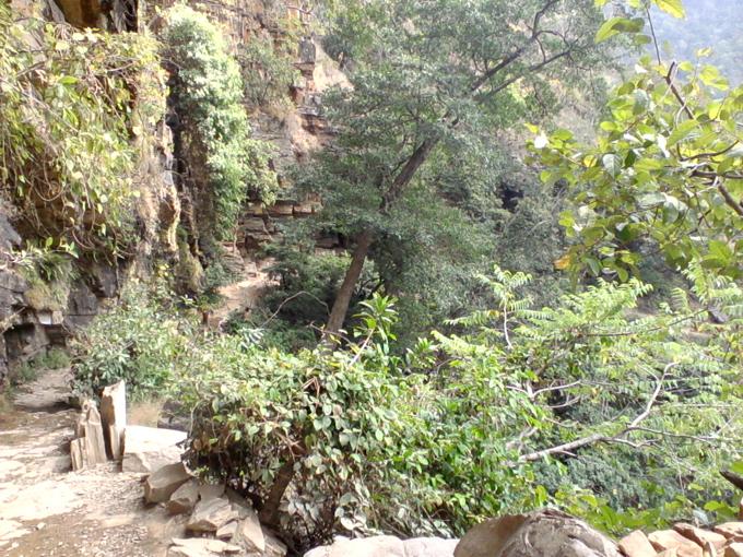 Аховалам - деревня где покланяются Нрисимхадеву.