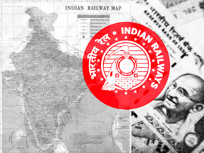 Купить билет на индийский поезд.