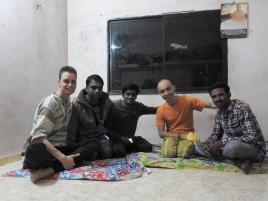 Наши друзья в Аурангабаде.