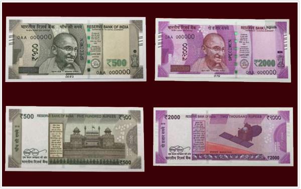 Деньги Индия новые