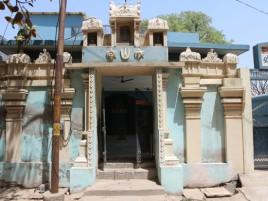 Храм Баладжи во Вриндаване.