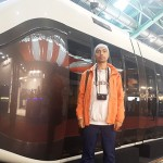 Посещаю SkyWay на выставке Транспорт и логистика в Минске.