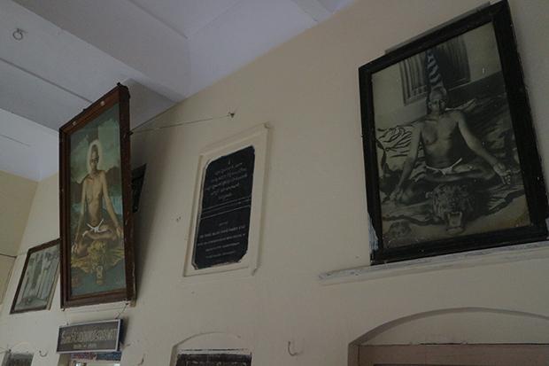 Портреты при храме  Баладжи
