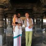 Путешествие по Карнатаке: Белур, Халебиду и Белавади.