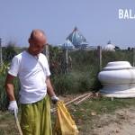 Ноль отходов, или волонтёрство в Маяпуре.
